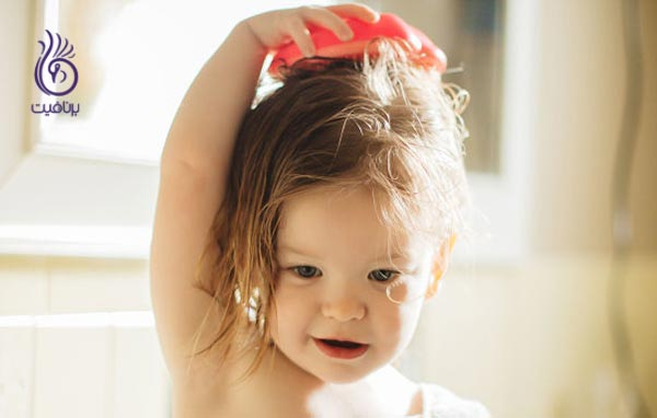 آیا می دانید سندروم موهای شانه نشونده ژنتیکی است؟