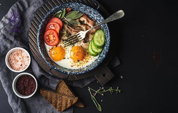 وعده ی صبحانه باید سنگین باشد یا سبک؟!