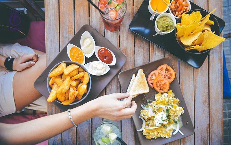 چگونه مغز را به سمت غذاهای سالم هدایت کنیم ، برنافیت