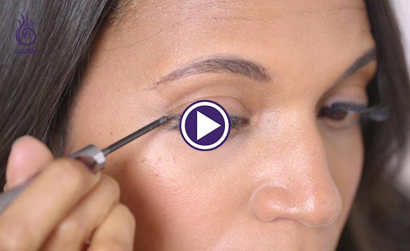 با خط چشم ترکیبی ، زیبایی چشمان خود را دو چندان کنید