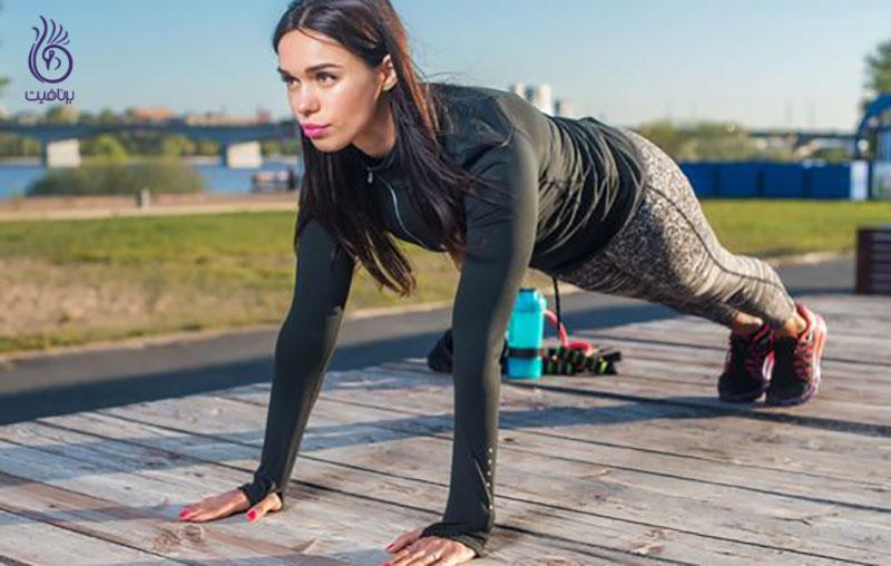 تمرینات اینتروال با شدت بالا که در خانه نیز می توان انجام داد