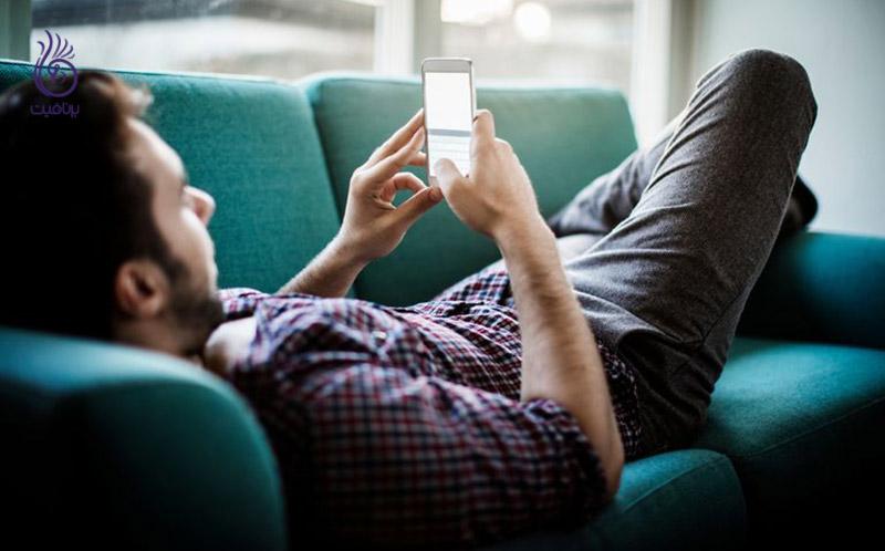 آیا گوشی های هوشمند باعث میگرن می شوند؟