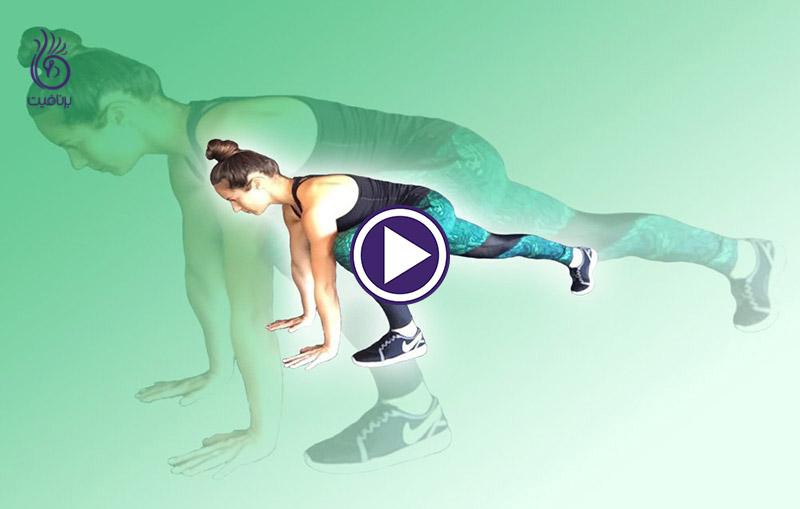 این تمرین ها شما را در انجام حرکات برپی حرفه ای می کند