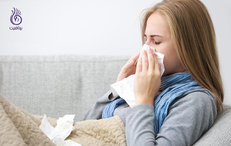 درمان سرماخوردگی در 24 ساعت