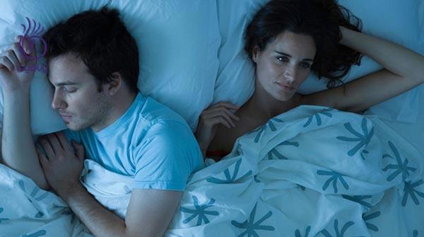 نکاتی که به راحت خوابیدن شما کمک می کنند