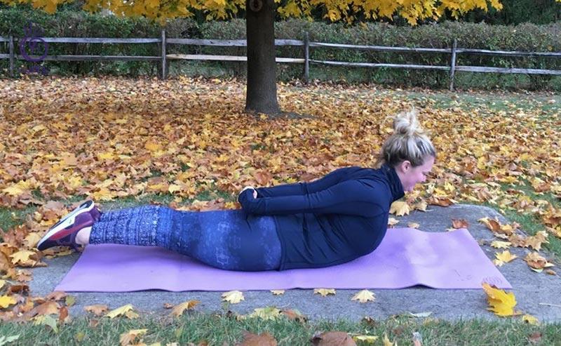 حرکت کششی مناسب برای کل بدن