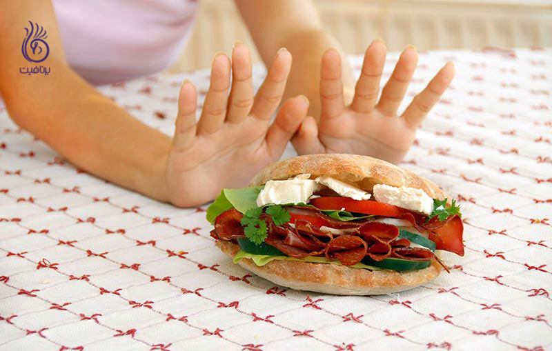 با این 6 روش به رژیم غذایی خود پایبند باشید