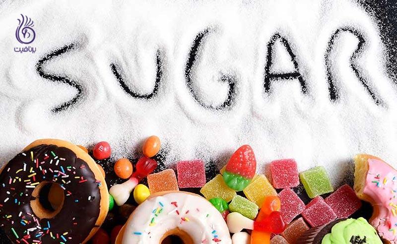 آیا به مصرف شکر معتاد شده اید؟