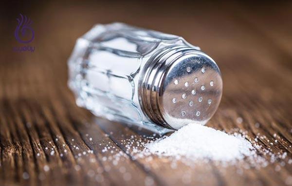 علائمی که نشان می دهد باید مصرف نمک خود را قطع کنید