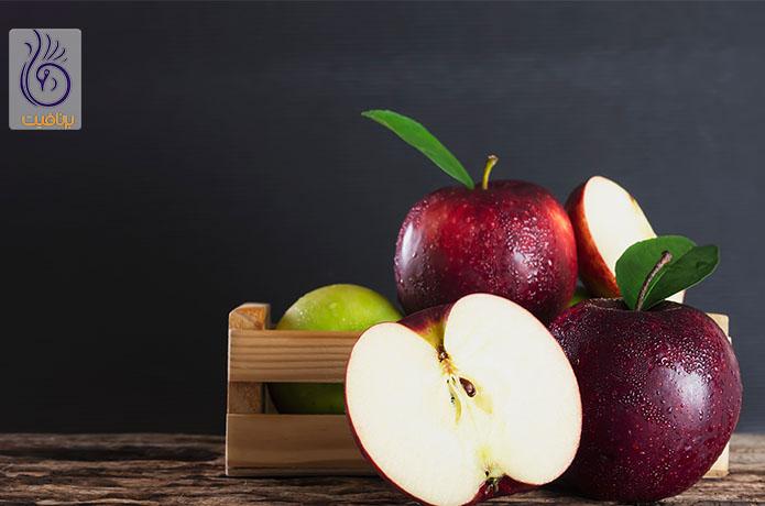 مصرف گیاهان دارویی نشاط اور سیب