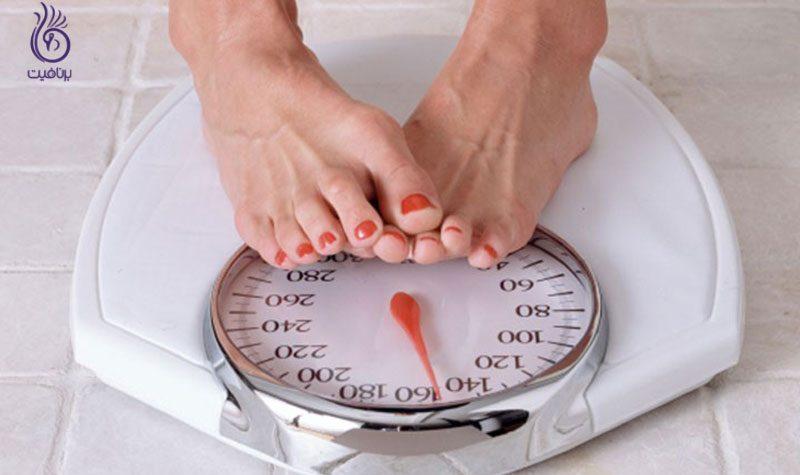 با مراحل کم کردن وزن آشنا شوید ، برنافیت