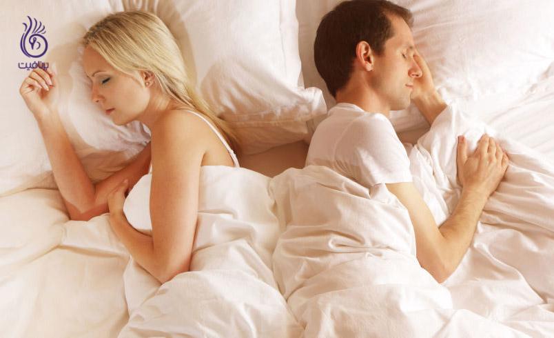 چرا زنان دچار بی میلی جنسی می شوند؟