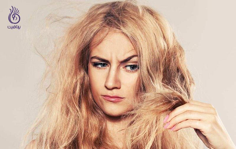 اشتباهاتی که به سلامت موها آسیب می رساند