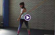این 5 حرکت، شکم و بازوها را خوش فرم می کند