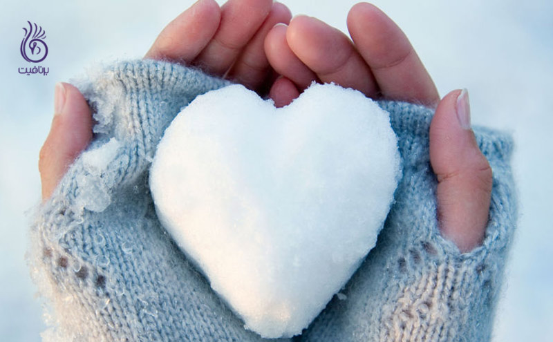 آیا می دانستید هوای سرد برای قلبتان مضر است؟