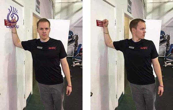 حرکات ورزشی برای جلوگیری از گرفتگی ماهیچه های گردن