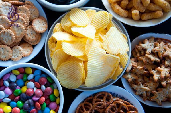 رژیم غذایی- غذاهای ممنوع- برنافیت