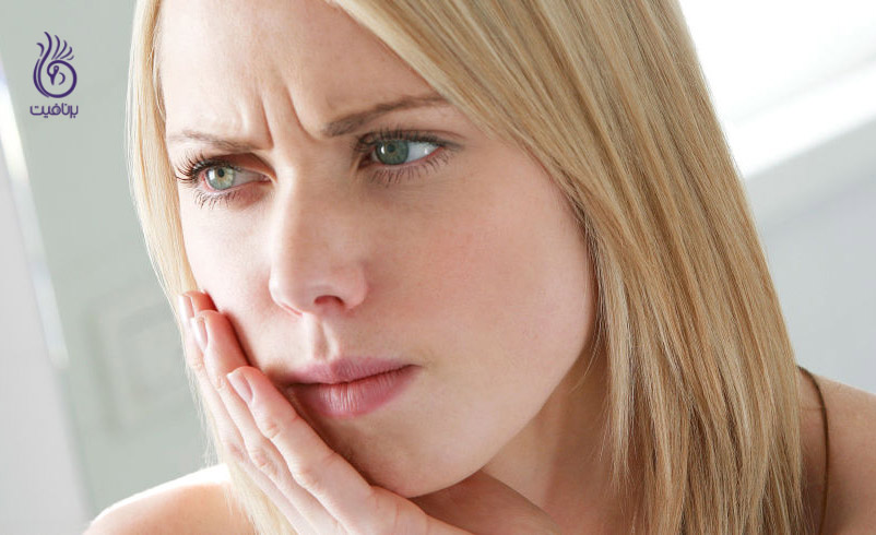 درمان های خانگی دندان درد ، برنافیت