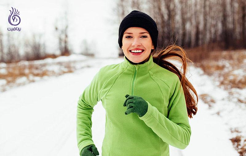 افزایش انرژی و شادی در فصل زمستان