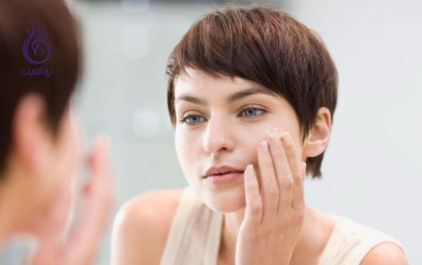 آثار پرخوری بر پوست را به آسانی از بین ببرید