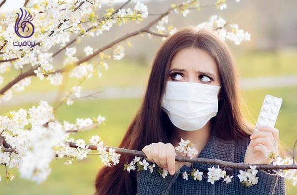 روش های خانگی درمان آلرژی بهاری