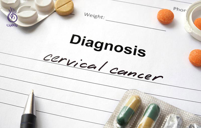علائم خاموش سرطان دهانه رحم