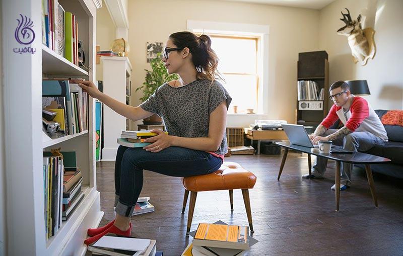 رازهای سامان دهی منزل برای خانه تکانی عید