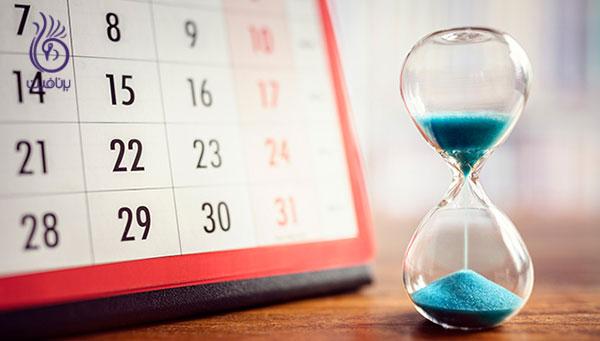 استرس تعطیلات- مدیریت زمان- برنافیت