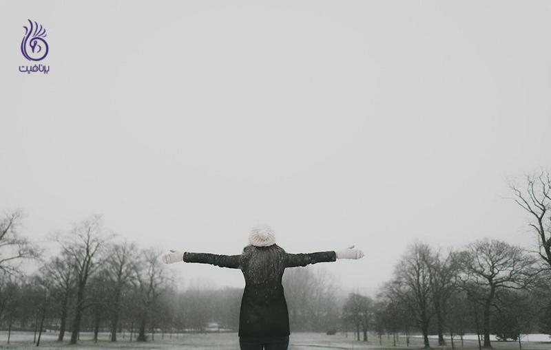 چگونه از افسردگی زمستان در امان بمانیم؟