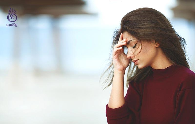 علائم عجیبی که نشان دهنده ی استرس بیش از حد است