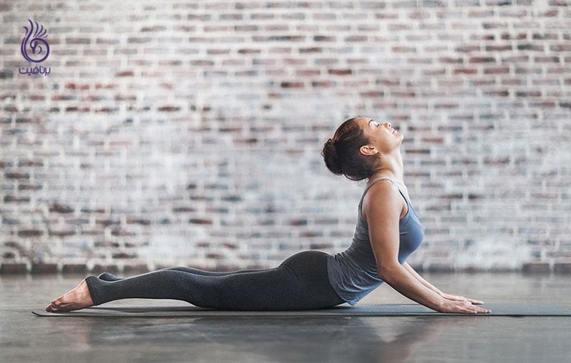 چگونه ورزش یوگا را تبدیل به یک ورزش هوازی کنیم؟