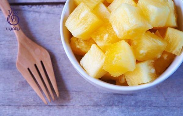 غذاهایی که درد فیبرومیالژیا را کاهش می دهند-برنافیت