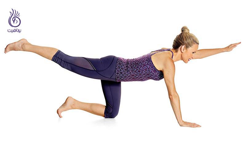 10 دقیقه ورزش برای داشتن شکم سفت و زیبا