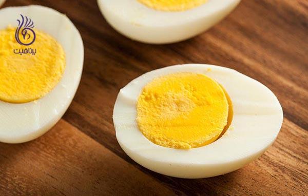 11 روش برای دریافت پروتئین بیشتر-تغذیه-برنافیت