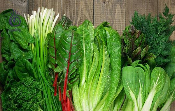 سبزیجات و گیاهان خوش طعم برای سوپ