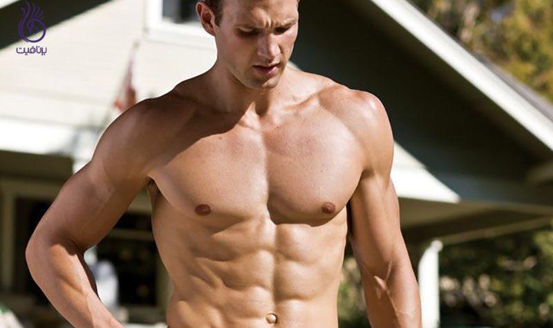 حرکاتی که به عضلانی کردن شکم کمک می کنند