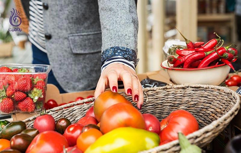 10 پیشنهاد غذایی برای بهبود عملکرد مغز