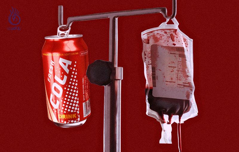 آیا مصرف نوشابه موجب ابتلا به دیابت می شود؟