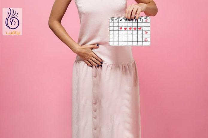 بارداری در دوران قاعدگی