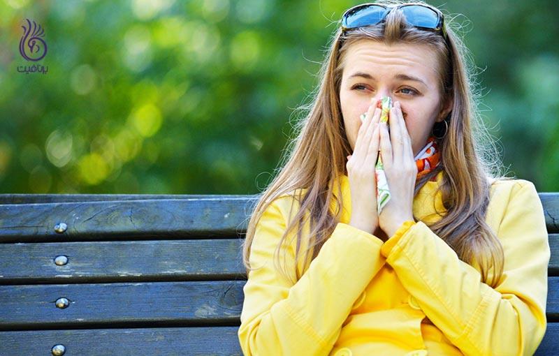 آلرژی و آسم در فصول مختلف - زندگی سالم - برنافیت