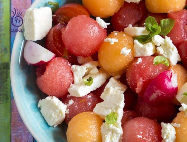 غذاهایی برای پیشگیری از کمبود آهن - میوه - برنافیت