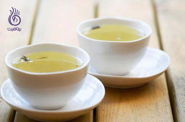 افزایش میل جنسی - چای سبز - برنافیت