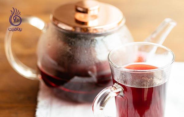 چای ترش - چهره تان را زیباتر می کند - برنافیت