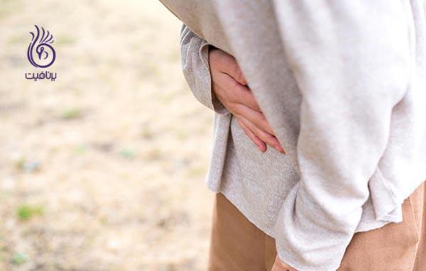 جویدن ناخن ها - درد - برنافیت