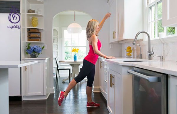 11 روش تقویت بدن بدون نیاز به ورزش - برنافیت