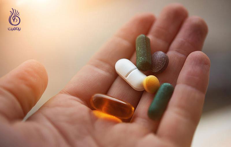 مولتی ویتامین ها - زندگی سالم - برنافیت