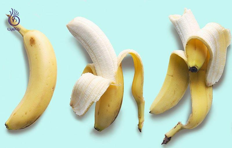 آیا پوست موز قابل خوردن است؟ - تغذیه - برنافیت