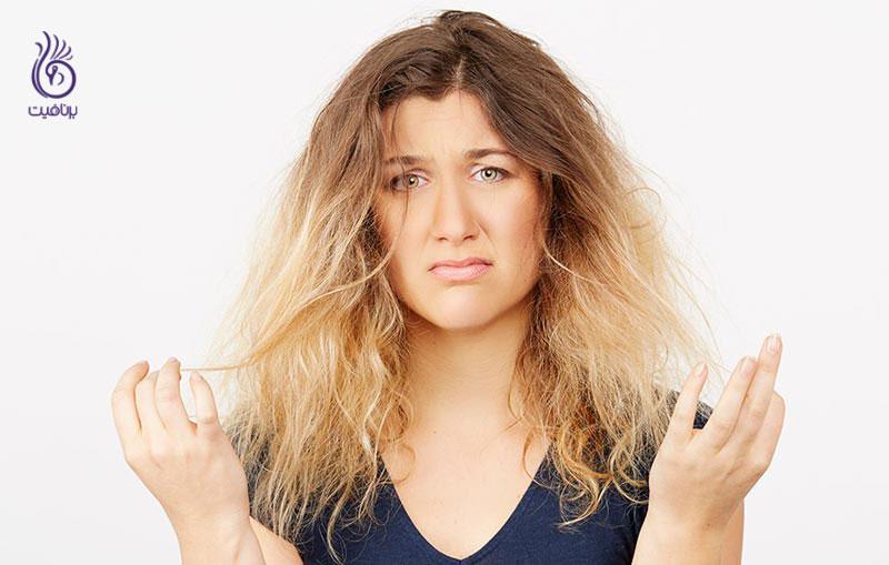 سلامت موی شما - مراقبت از مو - برنافیت
