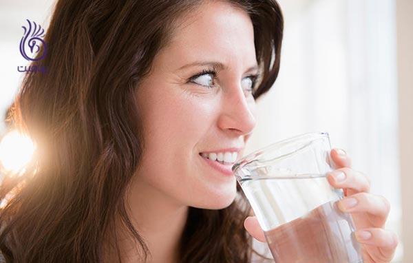 درمان خانگی برای مشکلات پوستی - آب - برنافیت