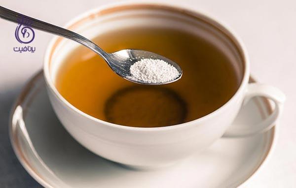 5 شیرین کننده ی طبیعی - اریتریتول - برنافیت